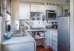 décorer une micro cuisine