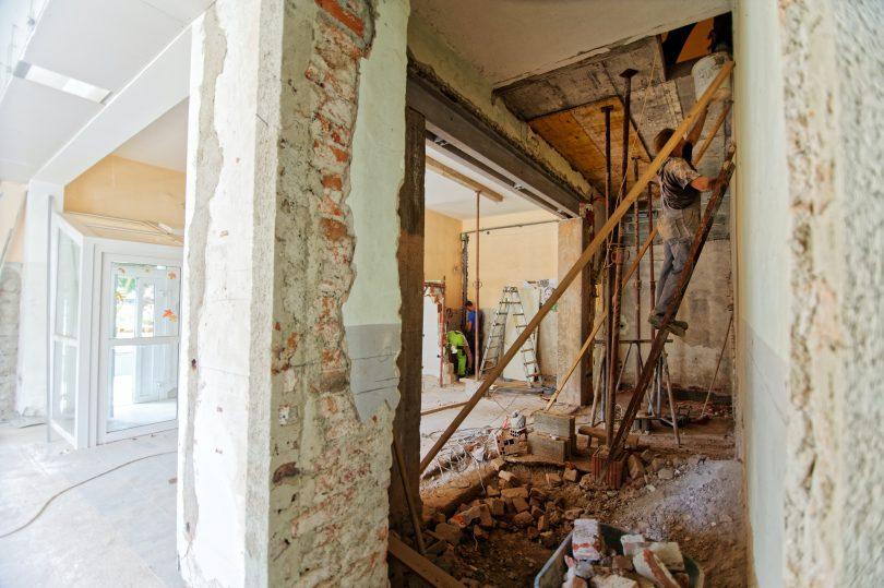 Organiser une rénovation