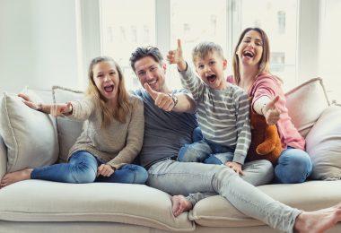 canapé-familial